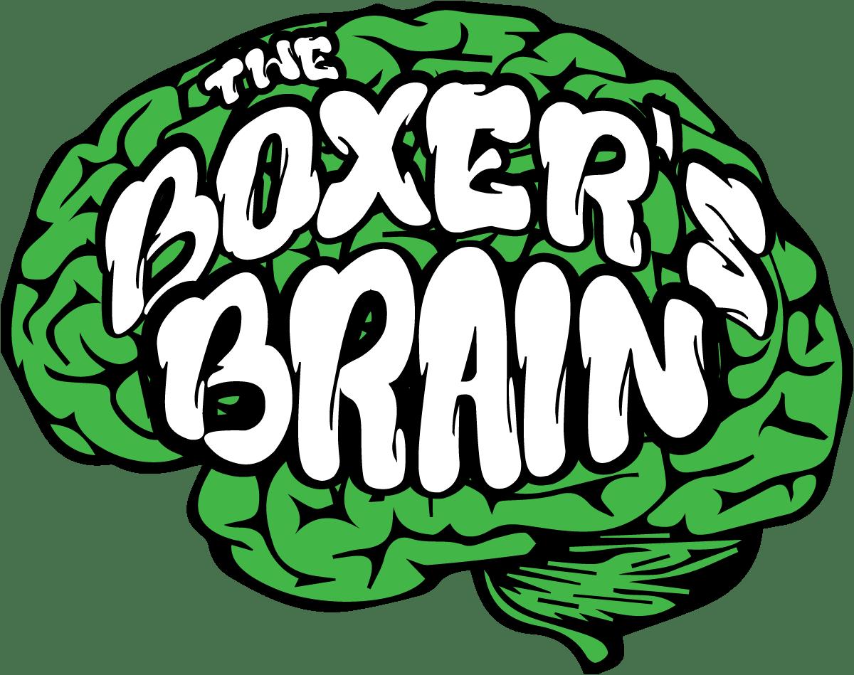 The Boxer's Brain Logo