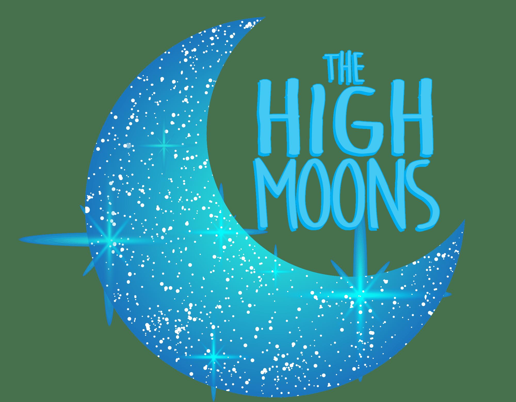 The High Moons Logo