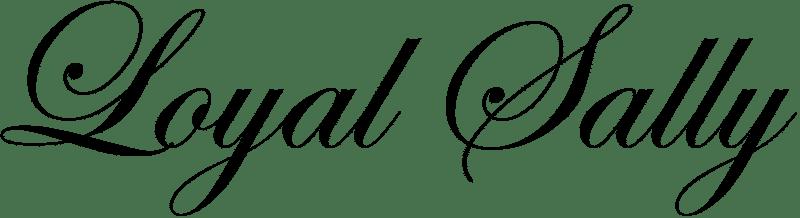 Loyal Sally Logo